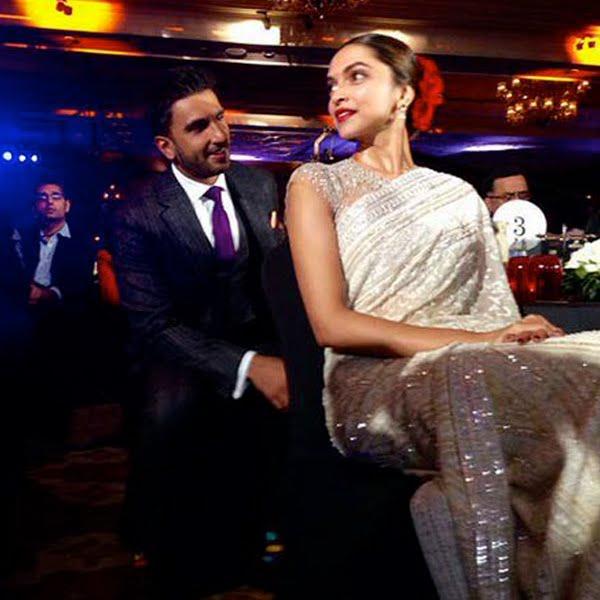 Aww! Ranveer Singh Sings Praises For Deepika At This Event