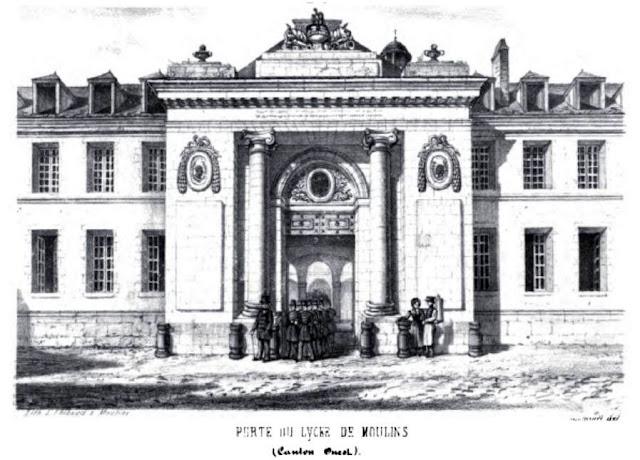 Patrimoine de l'Allier: Lycée de Moulin