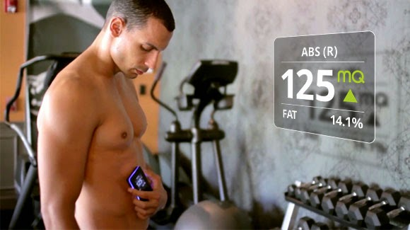 Device To Measure Muscle Fitness