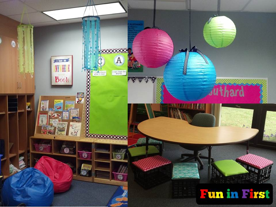 Classroom Library Decor ~ Classroom decor archives page of fun in first