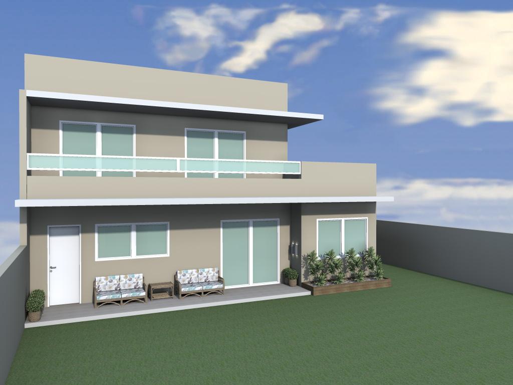 Arquitetura e Interiores: Projeto arquitetônico Residência #3E5A8D 1024 768