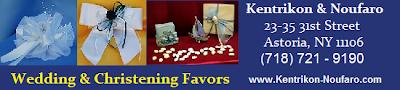 Christening favors