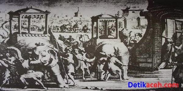 Sejarah Pasukan Gajah Di Aceh