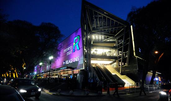 Buenos Aires - Recoleta Mall
