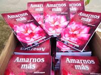 """Mi nuevo libro """"Amarnos Más"""""""