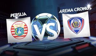 Persija vs Arema