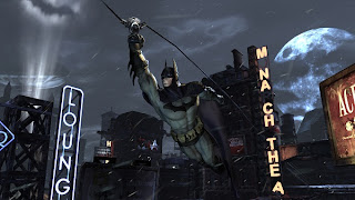 GAME Batman: Arkham City (FREE PC GAME)
