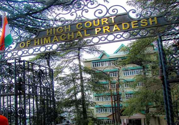 Himachal Pradesh High Court, High Court of HP, HP High Court, HPCA, Anurag Thakur