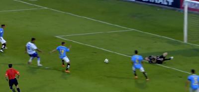 3-1 gol del Zaragoza
