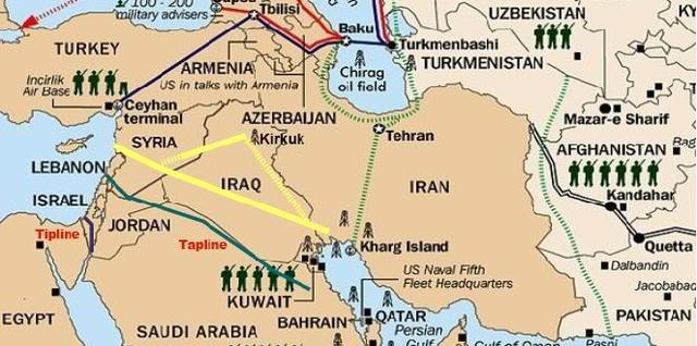 Καυτός Γενάρης και πόλεμος για το Πετρέλαιο;