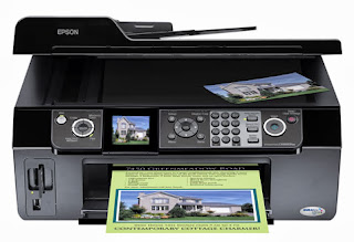 Download Epson Stylus CX9400Fax Printer Driver & guide how to install