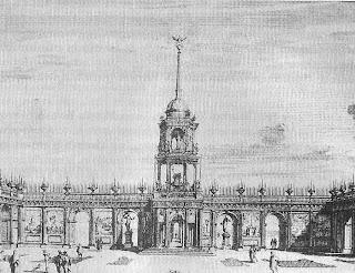 Túmulo funerario a Felipe II en Sevilla - Andrés García de Udías