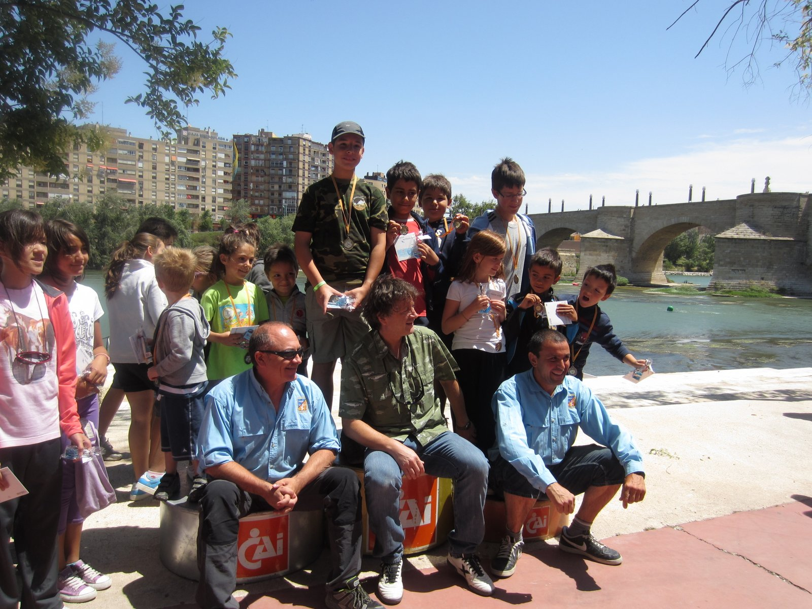 Club n utico zaragoza entrega de premios concurso de pesca - Club nautico zaragoza ...