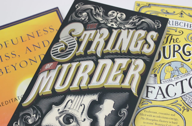 A picture of The Strings of Murder by Oscar de Muriel