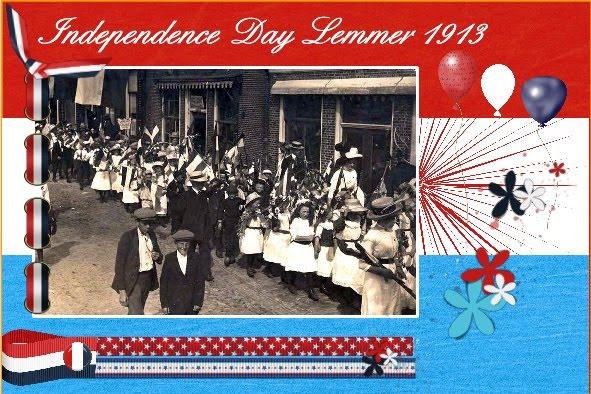 July 2016 - Lemmer - Independence Day