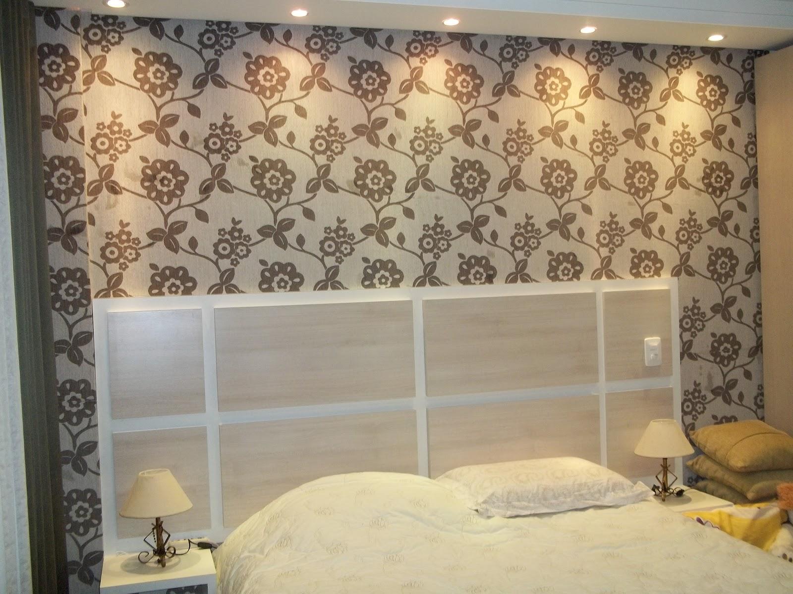 cabeceira de cama com luzes led criado mudo suspenso #977434 1600x1200
