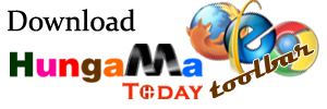 Get Hungamatoday toolbar!