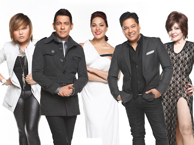 The X Factor Philippines Host and Judges