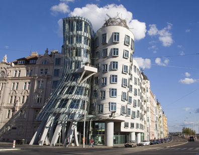 Teen spirit frank gehry - Expressionistische architectuur ...