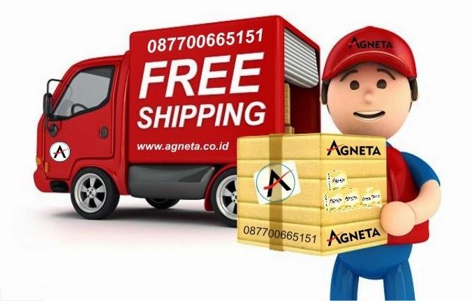 Agneta Free Ongkir Ke Seluruh Indonesia