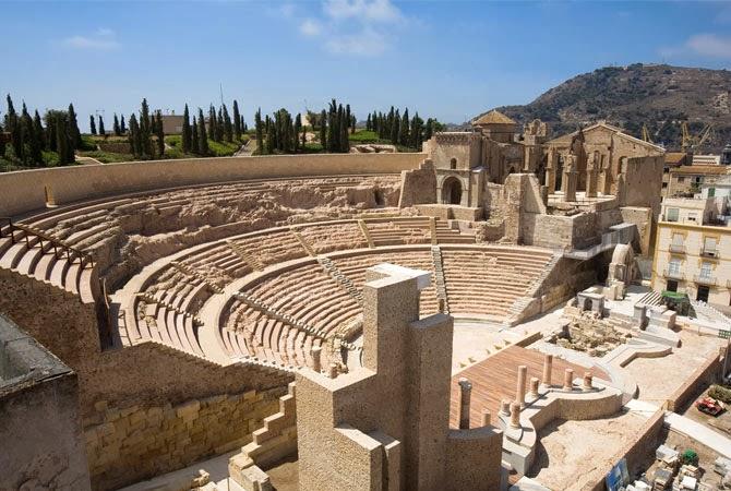 teatro,romano,cartagena