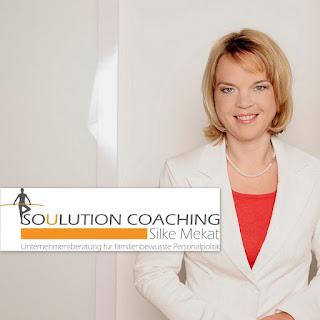 Vereinbarkeit von Beruf und Familie Soulution Coaching Silke Mekat