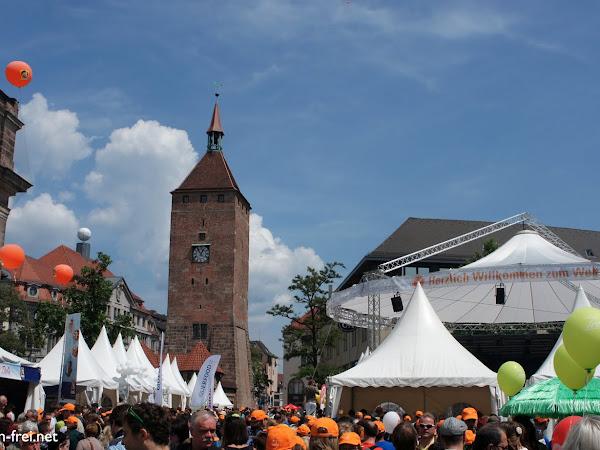 Bilder vom Welt-Zöliakie-Tag 2011 in Nürnberg!