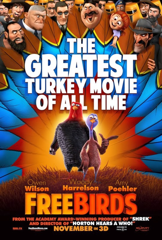 Regarder Free Birds en streaming