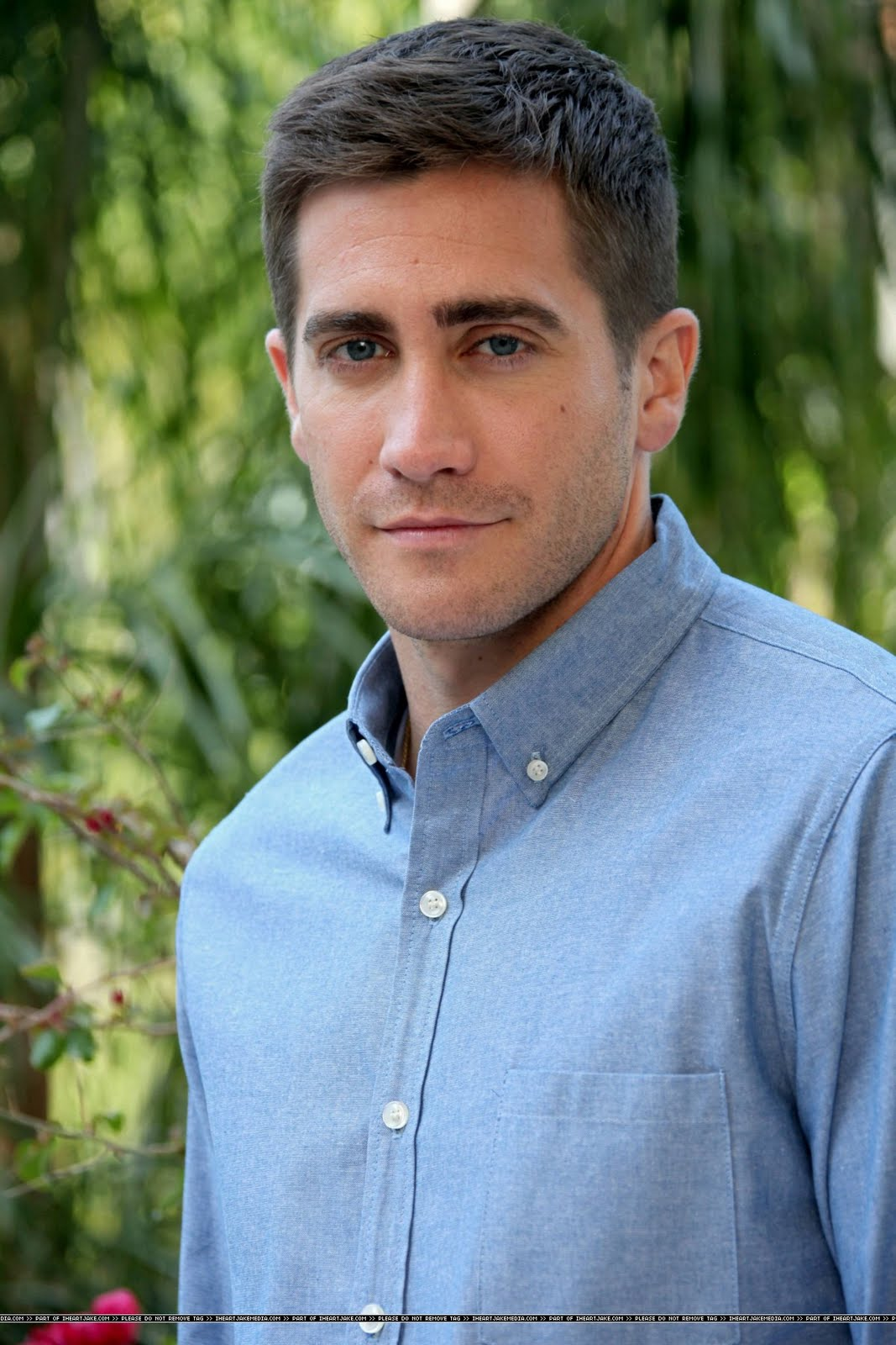 Jake Gyllenhaal At 'source Code' Press Conference In Los Angeles On