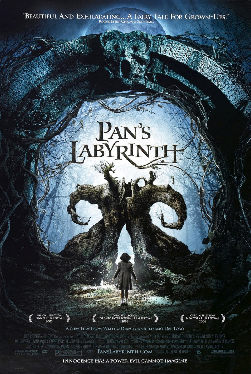 Filmski plakati Pans-Labyrinth-movie-poster