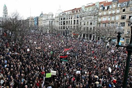 Portugal vive maior protesto dos últimos 30 anos