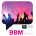 Blackberry Messenger para Android & IPhone disponible el 21/9/2013