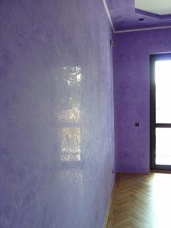 MANOPERA aplicare stucco venetian - echipa profesionisti specializati in aplicare stucco venetian