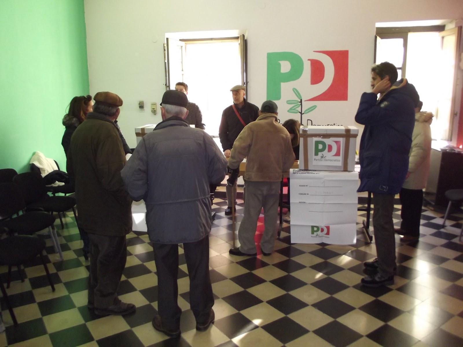 Centroabruzzonews primarie parlamentari pd risultato for Parlamentari del pd