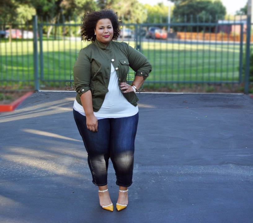Military Trend, Plus Size Clothing