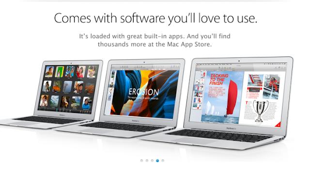 MacBook Air With Enhanced