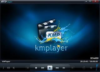 تحميل برنامج kmplayer لتشغيل جميع صيغ الصوت و الفيديو