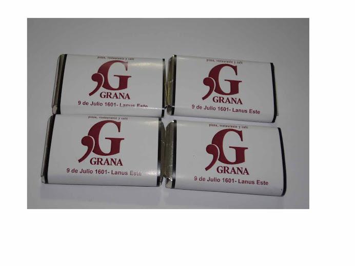 chocolates grana