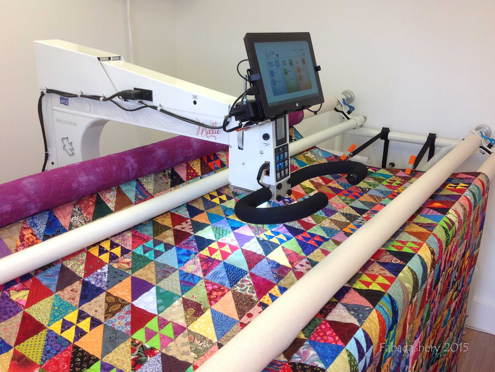 Fabadashery Longarm Quilting Service
