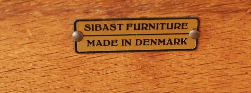 Tv? stycken Danska teakstolar fr?n Sibast furniture i mkt bra skick