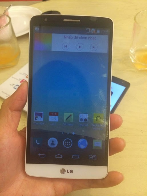 Bộ 3 sản phẩm mới của LG chính thức lên kệ