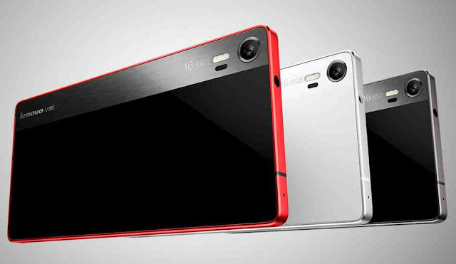 Lenovo Vibe Shot Camera Smartphone Rs.25499/- in India