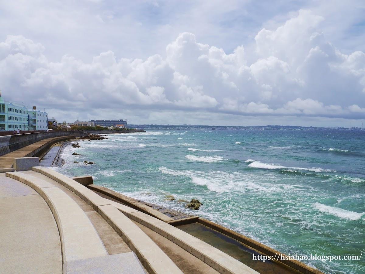 沖繩-景點-中部-宮城海岸-自由行-旅遊-Okinawa- Miyagi-Coast