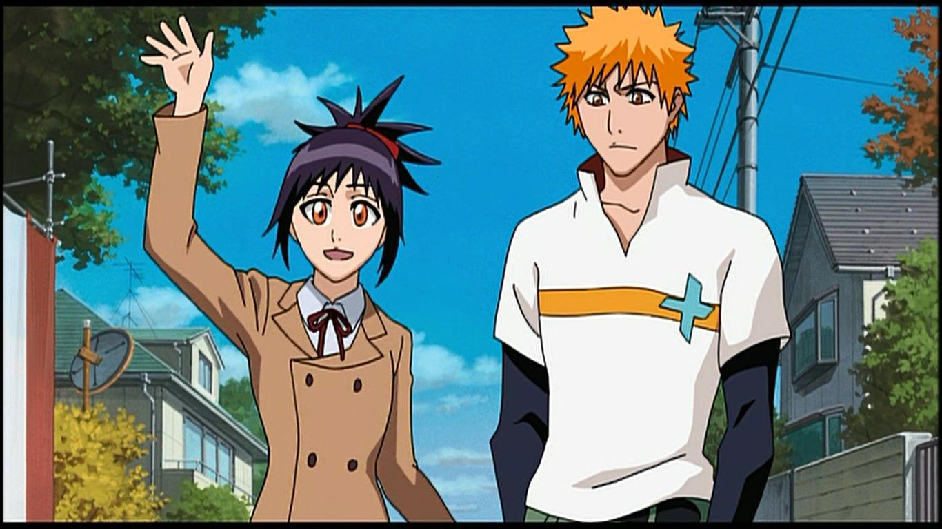 senna        senna is a shinigami that ichigo kurosaki and rukia    Ichigo X Senna
