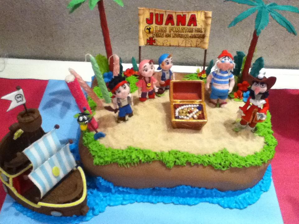 Jake Y Los Piratas De Nunca Jam  S
