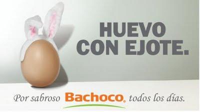 campaña publicitaria Bachoco