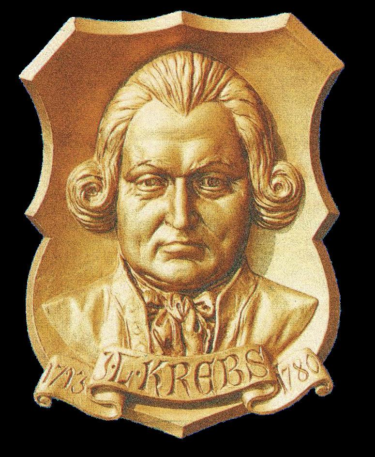 Johan Ludwig Krebs