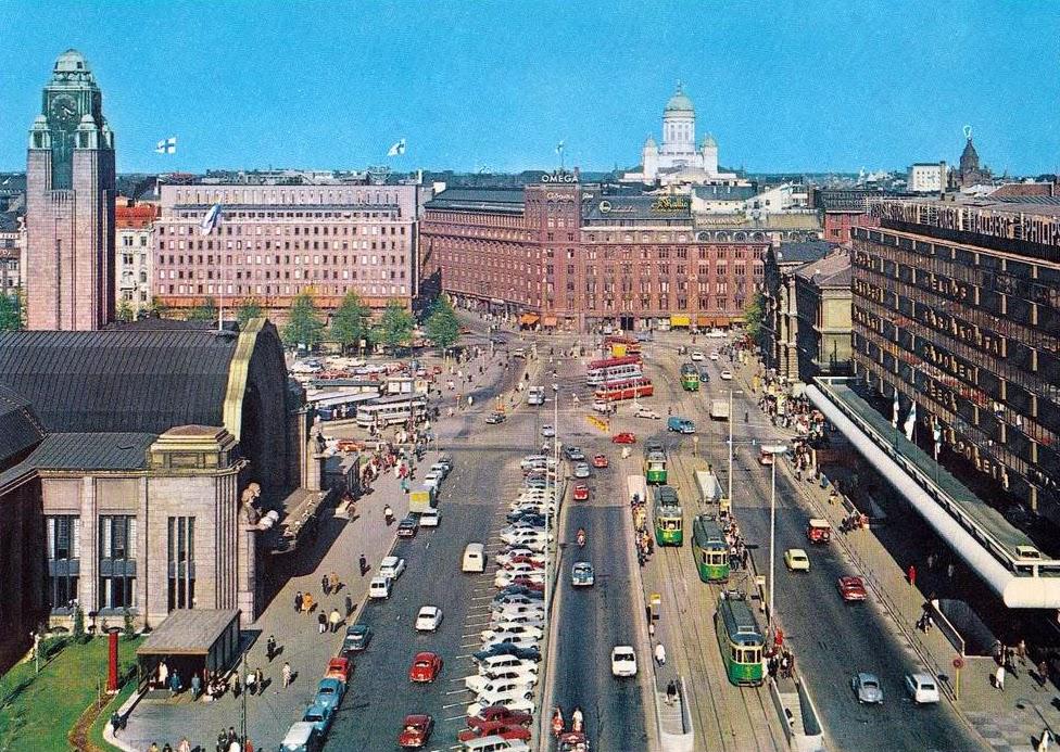 赫爾辛基旅遊