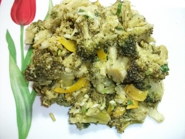 вкусные рецепты салатов из брокколи
