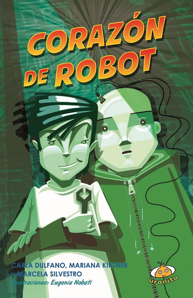 """""""Corazón de robot"""""""